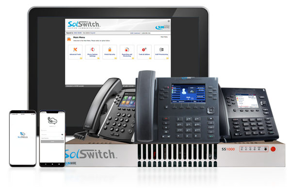 Sunwire On-Premise Business Phone Systems - A Wide Range of Available Peripherals